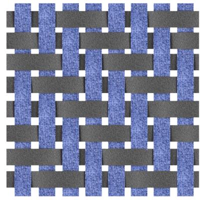 2 x 2 Twill Weave