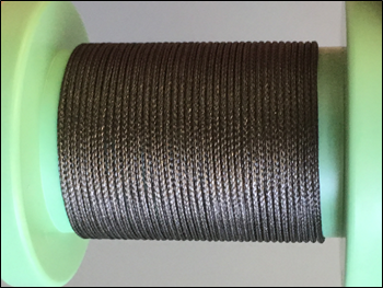 Carbon Nanotube Yarns Part 2: Braided Yarns